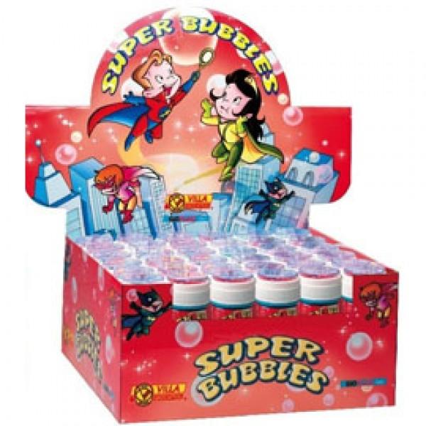 BOLLE SAPONE SUPER BUBBLES 60 ml.
