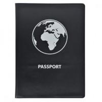 HIDENTITY® Passaporto 100x135mm per passaporto NERO Exacompta
