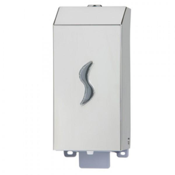 Dispenser sapone liquido 500ml in acciaio inox