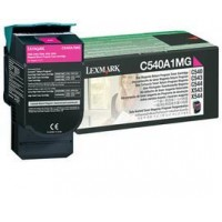 TONER RETURN PROGRAM MAGENTA C540 C543 C544 X543 CAPACITA' STANDARD