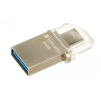 MEMORIE USB STORE 'N' GO OTG 2 IN 1 USB 3.0 64GB